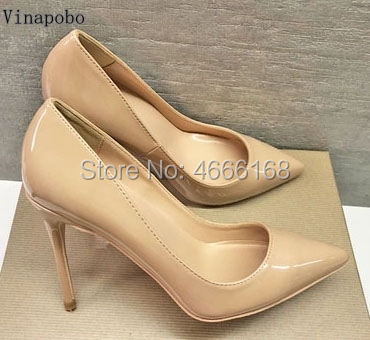 2019 new pointed toe high heels 8 10 12cm high heels Stiletto heels women wedding shoes