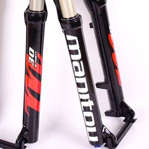 """Image 3 - Manitou M THIRTY M30 27,5 """"650B 26er вилка коническая 100*9 мм Руководство/Дистанционное устройство блокировки горный велосипед вилка для горного велосипеда air PK Marvel Comp"""