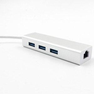 Image 4 - USB ハブ C ハブマルチ Usb 3.0 Macbook Pro の HDMI アダプタドックアクセサリー USB C タイプ C 3.1 スプリッタ 3 ポート USB C ハブ