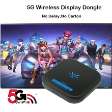 5G Wireless Display HDMI TV Stick H.265 WiFi Display TV Dong