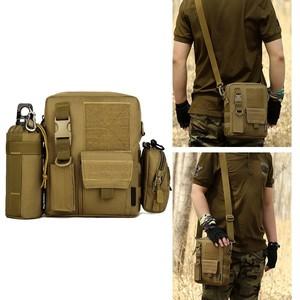 Image 2 - Sac à dos tactique pour hommes, sacoche militaire Camo imperméable pour Sports de plein air voyage, sac à main sec de chasse