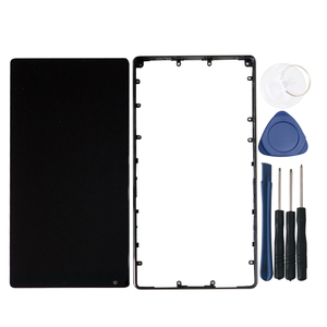 "Image 5 - Oriignal 6.4""M&Sen For Xiaomi Mi Mix /Mi Mix Pro 18k Version Ceramic Middle Frame LCD Screen Display+Touch Panel Digitizer Frame"
