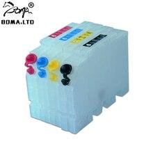 BOMA. LTD GC 41 пустой чернильный картридж для Ricoh GC41 SAWGRASS SG400 SG800 SG400NA SG400EU SG800NA SG800EU принтер refiltable