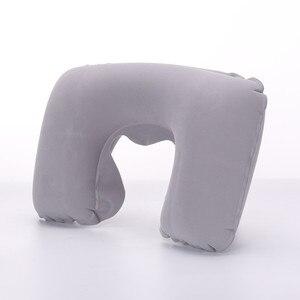 Image 3 - Функциональная надувная подушка для шеи, надувная u образная подушка для путешествий, Автомобильная подушка для шеи, надувная подушка для отдыха, подушка для путешествий