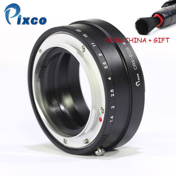 Pixco For CRX-EOS R Lens Mount Adapter Ring Suit For Contarex CRX Mount Lens to Suit for Canon For EOS R + Gift фото