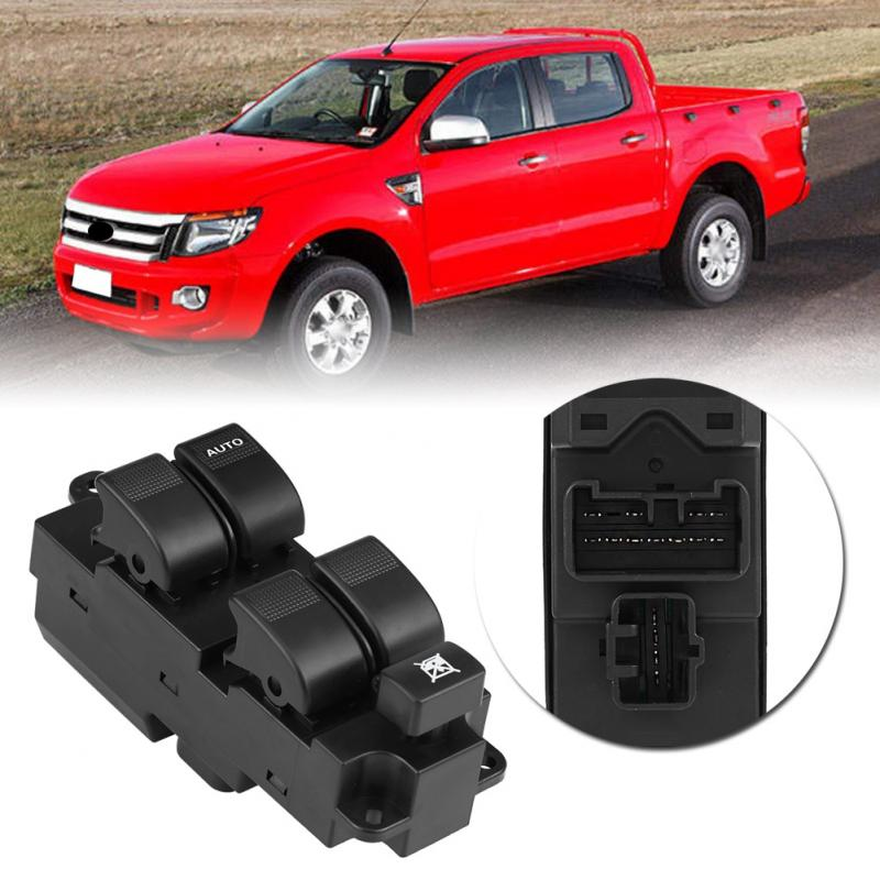 Electric Power Window Switch RHD Side Power Master Window Switch for Ford Ranger Mazda BT-50 4 Door AB39-14540-AB