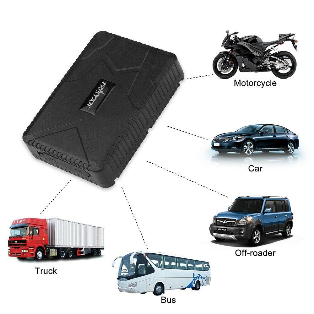 Traqueur magnétique fort d'adsorption MiNi GPS imperméable à l'eau IP66 moto GSM GPRS traqueur GPS TK915 10000 mAh plate-forme libre de batterie