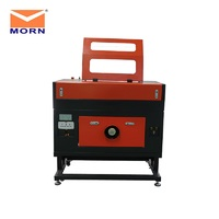 portable aluminum Portable household mini laser cutting engraving machine with electrical lift table and aluminum table (4)