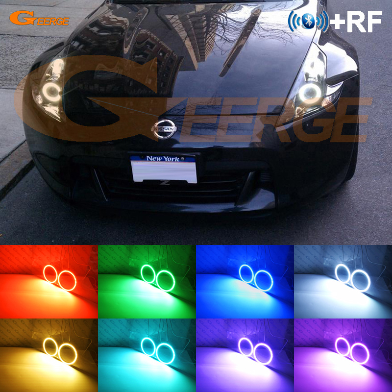For Nissan 370Z Z34 Fairlady 2009 2010 2011 2012 2013 2014 2015 RF Bluetooth Controller Multi