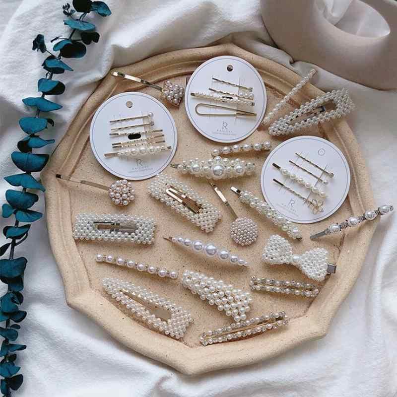 Ruifan винтажные шпильки с жемчугом для невесты женские украшения свадебные шпильки аксессуары для волос ювелирные изделия YHA001