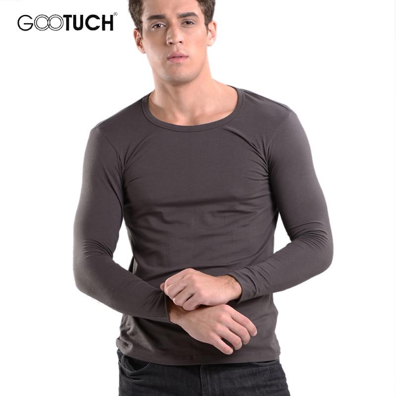 083585416a685 Mens Plus Size Winter Thermal Underwear Tops Cotton Long Johns Tops Round  Neck Long Sleeve Undershirt 4XL 5XL 6XL Ondergoed 019 on Aliexpress.com    Alibaba ...