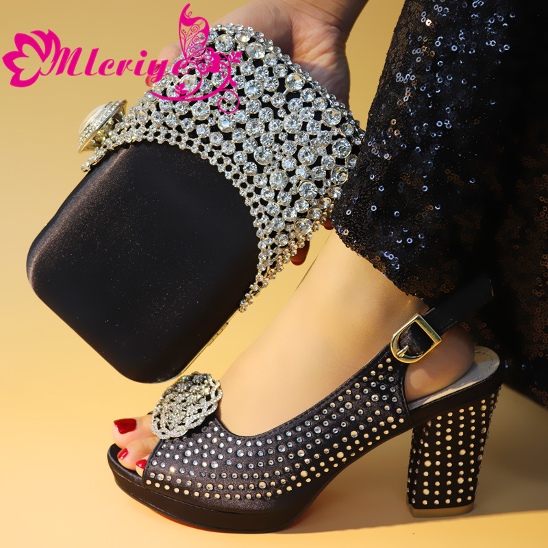 New Arrival Italian Shoe and Bag Set for Party In Women Fashion Shoes 10119 Women Shoes Nigerian Women Wedding Shoes and Bag SetNew Arrival Italian Shoe and Bag Set for Party In Women Fashion Shoes 10119 Women Shoes Nigerian Women Wedding Shoes and Bag Set