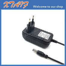 Wysokiej jakości 6.5 V 600mA 6.5 V 0.6A zasilacz AC DC adapter ścienny 5.5*2.1mm 5.5*2.5mm ue/US/UK wtyczka