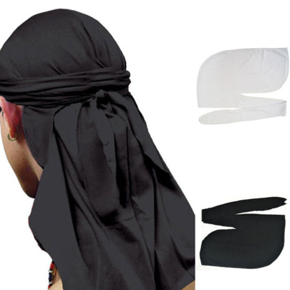 Faddare Breathable Beanie Snood White Black Hip Hop Cap UV Face Bandanas Motorcycle