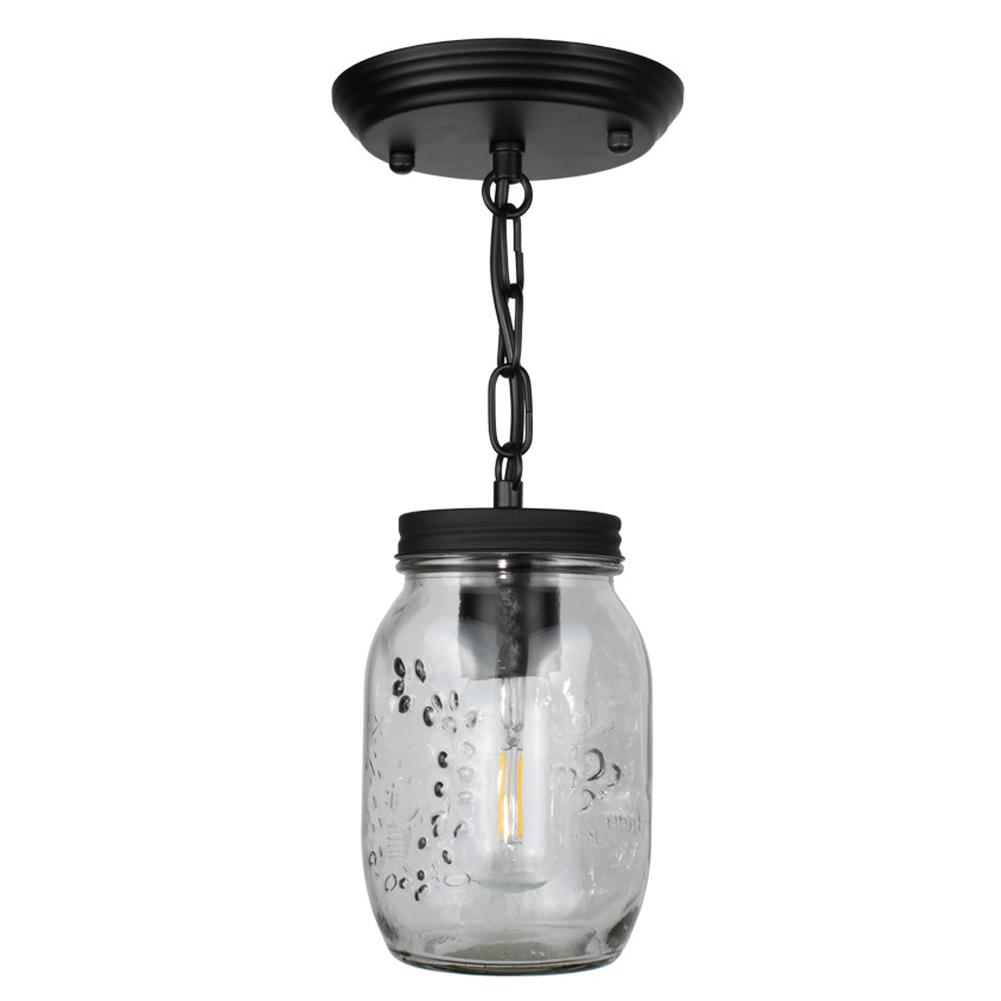 American Country Industrial Style Ceiling Lamp Glass Tank Single Head Ceiling Lamp E26 Light Source Industrial Style ChandelierAmerican Country Industrial Style Ceiling Lamp Glass Tank Single Head Ceiling Lamp E26 Light Source Industrial Style Chandelier