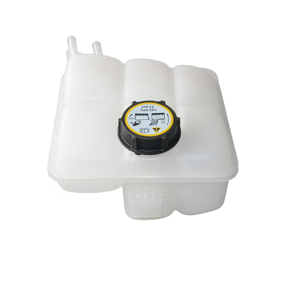Auto Coolant Recovery Tank with Expansion Bottle Reservoir W//Cap for M-azda 3 2004-2012 LF8B-15-350B Recovery Tank