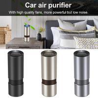 Car Air Freshener Purifier Auto Air Purifier Oxygen Bar ionizer Car Interior Decoration Car Air AnionRemove Smoke and Clean Air