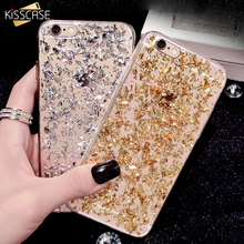 KISSCASE Glitter Patterned Cases for iPhone 5s se 7 Plus 5 Se 6s X XS Girly Coque Soft Silicone Cover Capas