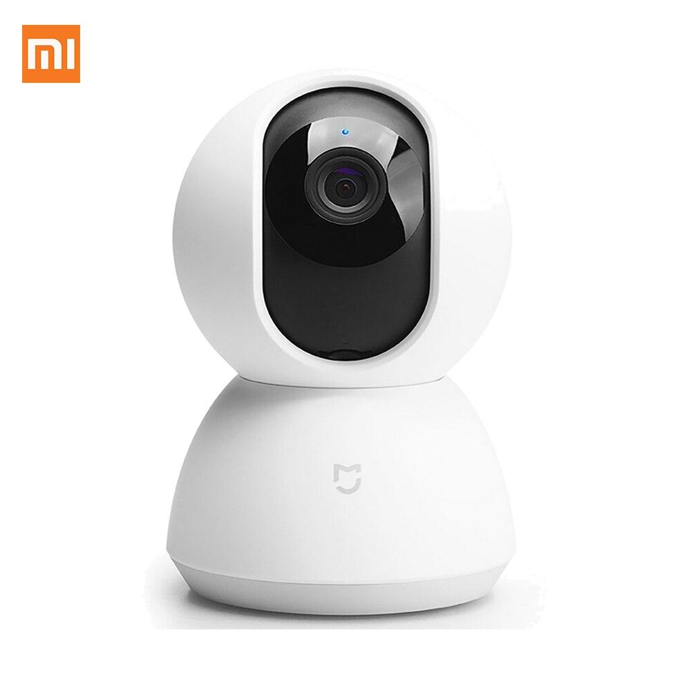 Xiaomi Mi охранных Камера 360, IP Security Камера, закрытый, лампа, белый, потолок/стена/стол, 720 P