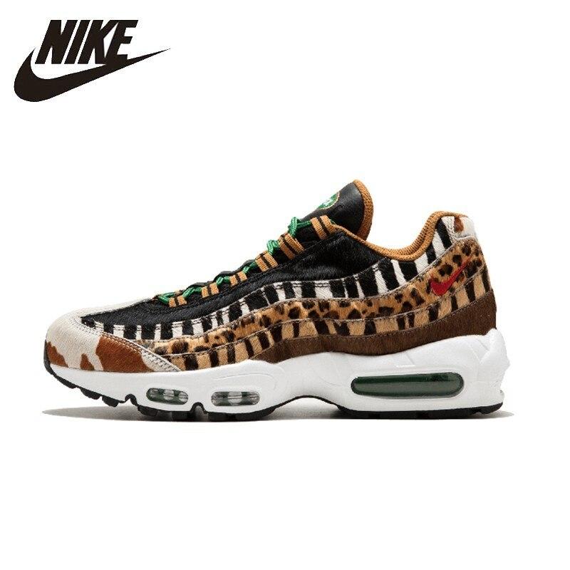 NIKE AIR MAX 95 Original hommes chaussures de course maille respirant stabilité soutien sport baskets pour hommes chaussures # AQ0929-200