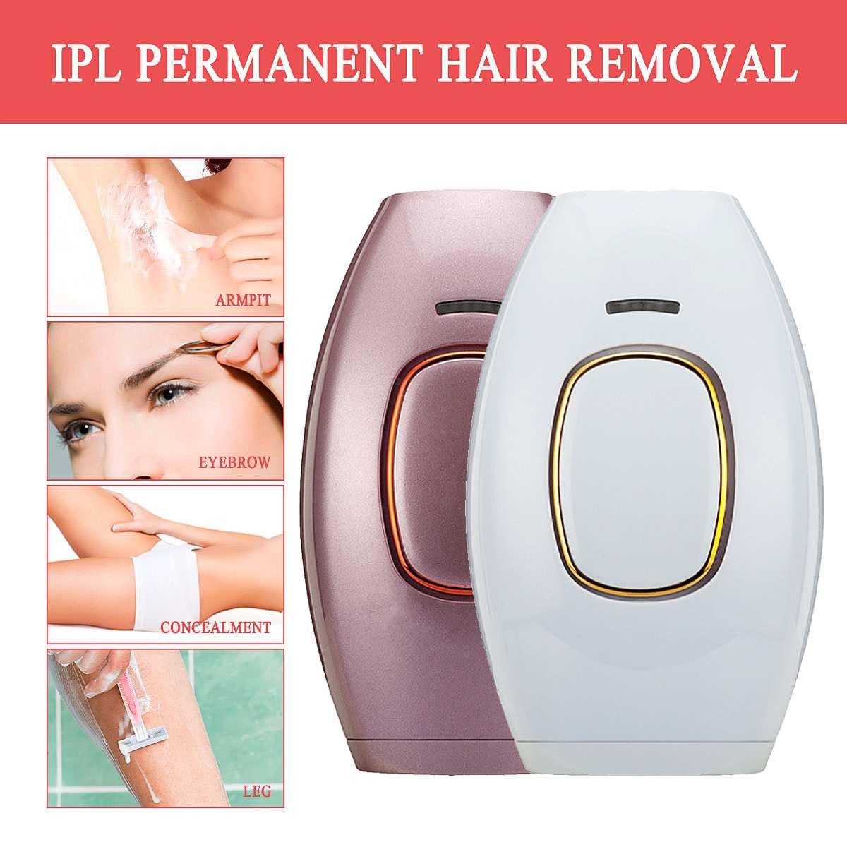 500000 Pulses IPL Laser Epilator Portable Depilator Machine Full Body Hair Removal Device Painless Personal Care Appliance New Интенсивное импульсное световое излучение