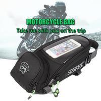 Quick Demagnetization Of Motorcycle Magnetic Oil Absorption Box Bag Locomotive Bag Navigation Riding Single Shoulder Bag Handbag