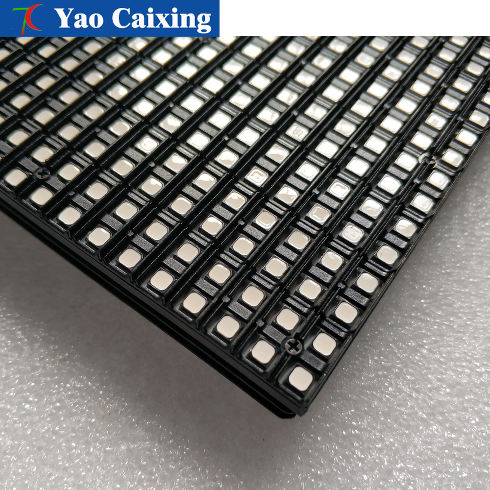 P6 Outdoor Waterproof Smd Full Color Module For Rental Equipment Cabinet Led Screen , 192mm*192mm 32*32pixels 27777dots/m2