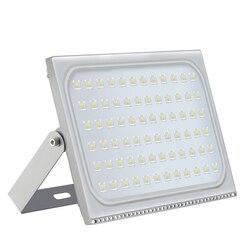 1PCS Ultra dünne LED Flutlicht 500W LED Flutlicht 220V 110V 500 watt Led-strahler Im Freien beleuchtung IP65 Wasserdichte drop schiff