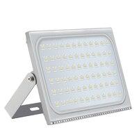 1PCS Ultra thin LED Flood Light 500W LED Floodlight 220V 110V 500 watts LED Spotlight Outdoor Lighting IP65 Waterproof drop ship