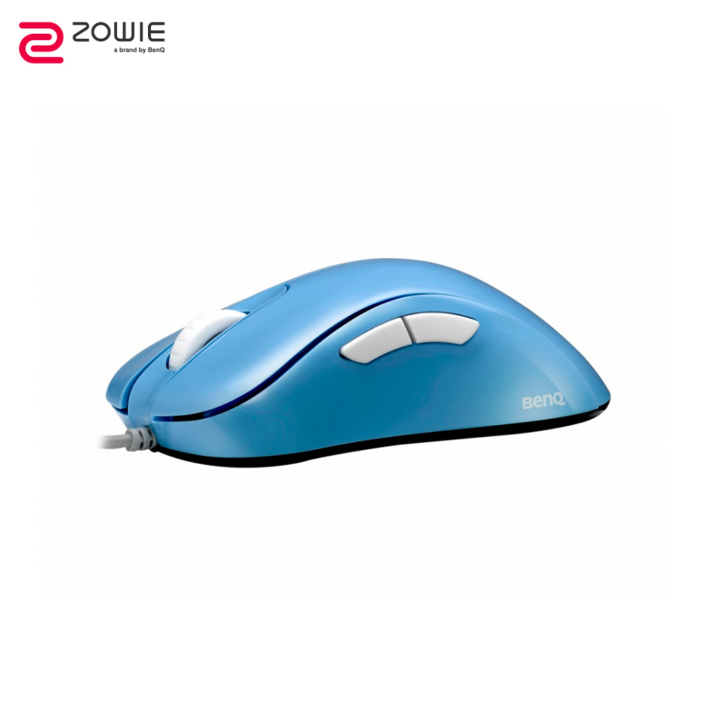 GAMING MOUSE ZOWIE GEAR EC2-B DIVINA BLUE EDITION computer gaming wired Peripherals Mice & Keyboards esports e blue ems618 wired gaming mouse white