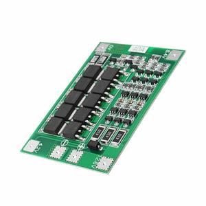 Image 2 - 3S 40A Bms 11.1V 12.6V 18650 Lithium Batterij Bescherming Boord Met Verbeteren/Evenwichtige Versie Voor Boor 40A Huidige Diy Kit Aokin