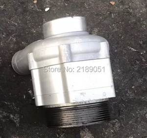Image 2 - Rotrex C30 C38 Supercharger Compressor blower booster mechanical Turbocharger Kompressor turbine car auto 2.5 4.0L Used parts