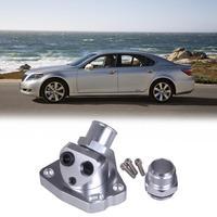 Car Thermostat Modification Engine Cooling Swivel Neck Housing For Honda Accord K Series K20 K24 Radiator Hose K Swap