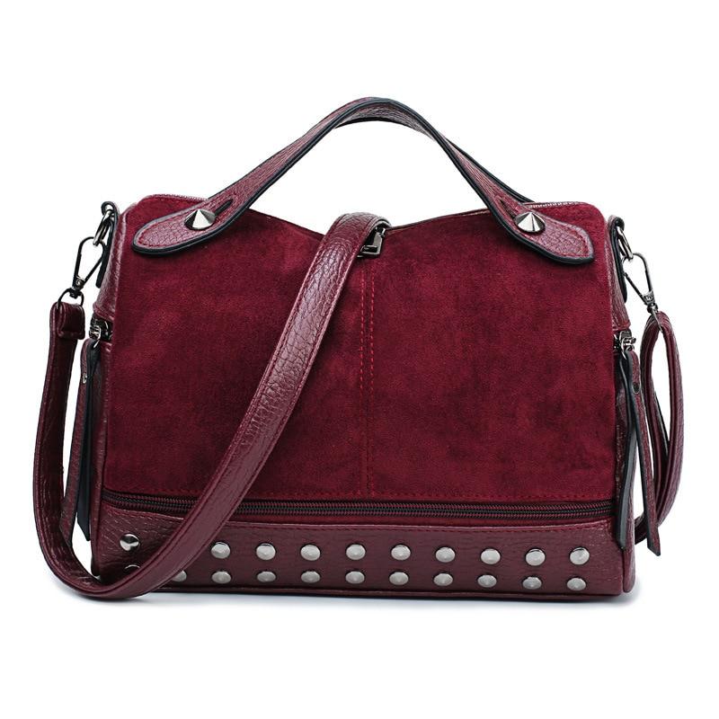 Women\\'S PU Leather Soft Shoulder Bag Female Casual Big Scrub Tote Bag