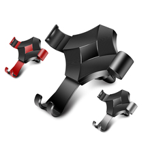 Gravity Mobile Phone Holder Car Mount Cell Stand In Air Vent Clip Cradle