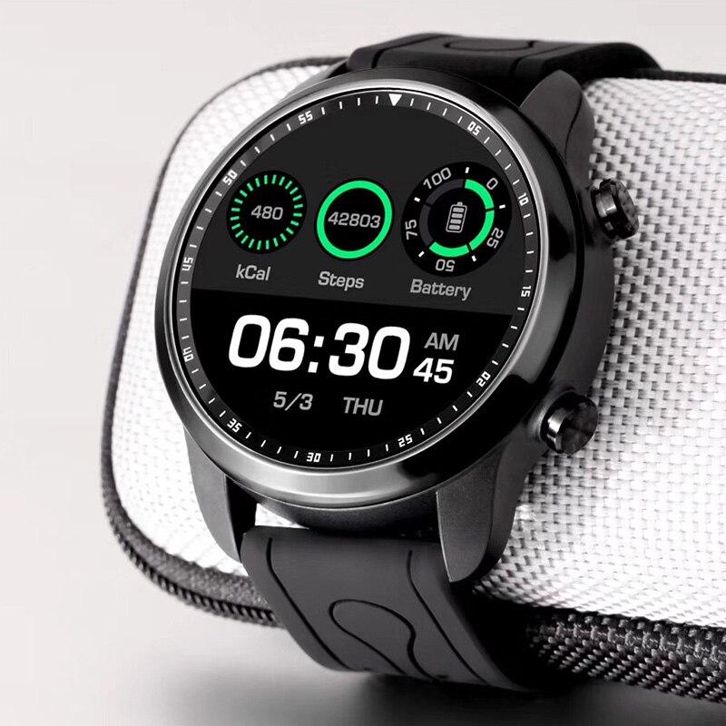 KingWear KC03/KC06 4G Smartwatch téléphone 1.3 pouces Android 6.0 MTK 6737 1.2 620 GHz 1 GB RAM 16 GB ROM mAh montre intelligente intégrée - 2