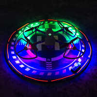 Luminous Anticollision LED Propeller Protective Ring Cover Guard Circle with button battery for DJI MAVIC 2 PRO/MAVIC 2 ZOOM