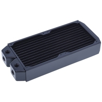 Xt45 240Mm Computer Pc Water Cooling Radiator, For 2 X 120Mm Fans