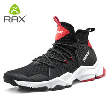 Rax 2019 new style Mens Hiking Shoes Breathable Light Outdoor Sports Sneakers for Male Trekking Antislip Mountain