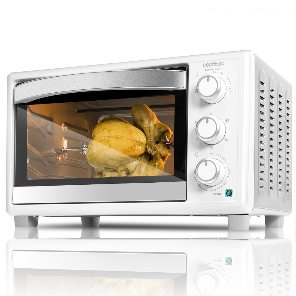 Cecotec Oven Electric Bake & Toast 690 Gyro