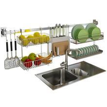 Rangement Organizadores De Organization Organisateur Especias Stainless Steel Rack Cuisine Organizador Cocina Kitchen Organizer