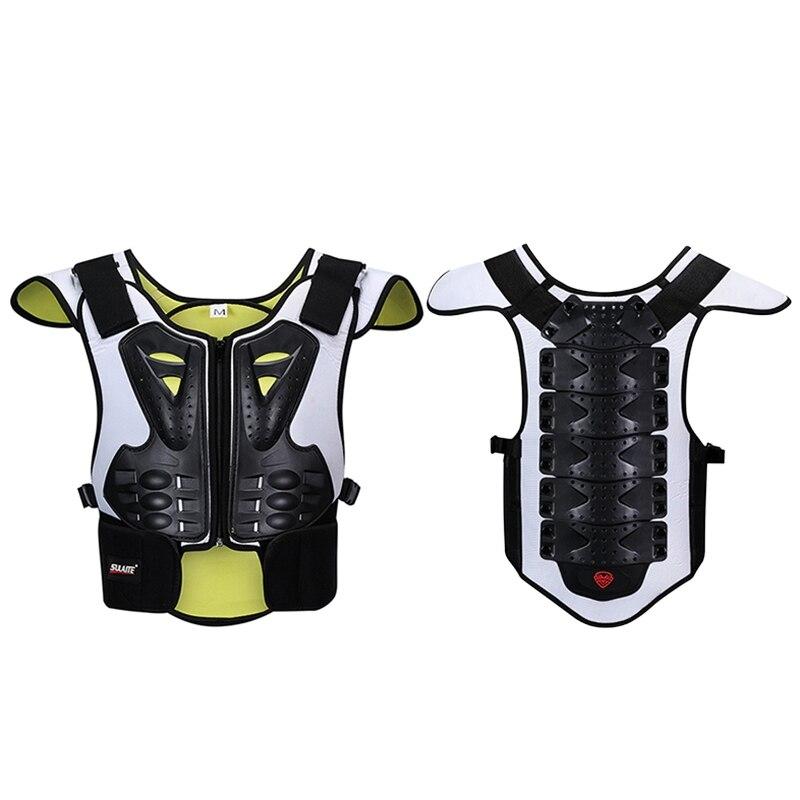 Ski Snowboard Back Chest Protector Gear Vest  Back Support Motorcycle Body Protector Skateboard Ski Motorbike Protection Guard