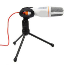 PC Studio Pro Condenser Microphone Recording Broadcasting Podcast MIC with Stand(China)