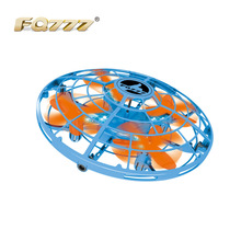 FQ777 FQ14 Induction Suspension UFO Aircraft Five-face Gesture Sensor Smart Flying Saucer with LED Lights Mini ZLRC