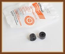 2 предмета оригинальный поролоновые амбушюры советы TX400 выполнить мягкие вкладыши Наушники Шум усилитель изоляции бас губка вкладышей