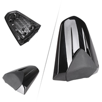 Rear Pillion Seat Cover Cowl Fairing Black ABS Plastic For Honda CBR500R 2013 2014 2015