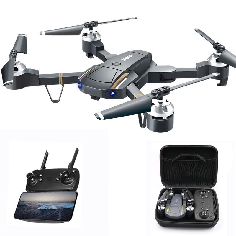 GW58 XT 1 Folding Selfie Drone with Camera HD Headless Mode Hover Quadcopter Wifi FPV RC