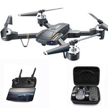 GW58/XT-1 Folding Selfie Drone with Camera HD Headless Mode Hover Quadcopter Wifi FPV RC Quadrocopter Remove Control Toys lensoul xt 1 headless mode 2 4ghz 4ch full hd 1080p camera drone throwing mode fixed high folding uav receiving packet