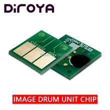 B0852 B0853 K C Чернила YM Фотобарабан чип для Olivetti d-Цвет MF220 MF280 MF360 mf 220 280 360 плюс копир изображения картриджа комплект сброс