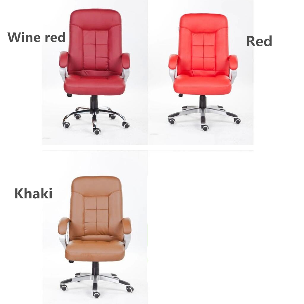 Купить с кэшбэком Quality Ergonomic Swivel Office Chair Computer Chair Home Ergonomic Leisure Lifting Super Soft Boss Chair Colorful cadeira